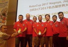 На чемпионате по робототехнике World RoboCup, турецких роботов назвали лучшими в мире.