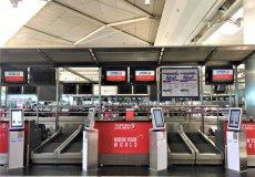 В турецких аэропортах вводится автоматизированная система приема багажа