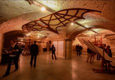 14 декабря в Стамбуле откроется выставка изобретений Леонардо да Винчи