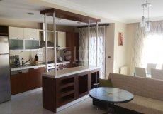 Аренда квартиры в центре Алании на первой береговой линии в жилом комплексе Сельчуклу Конаклары - 19