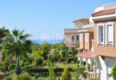 Виллы с видом на море в Алании Инжекум. Недвижимость в Алании - 4