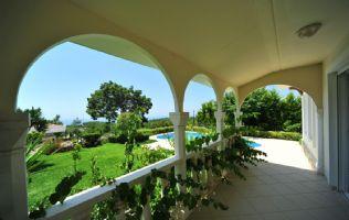Виллы с видом на море в Алании Инжекум. Недвижимость в Алании - 21
