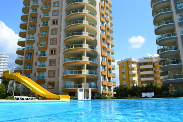Superior Cheap Apartment For Sale In Mahmutlar. Property In Turkey.