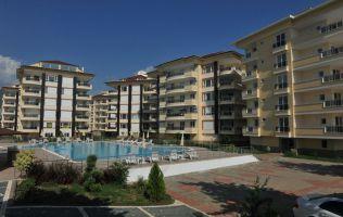 Квартиры в Алании с видом на море и горы. Недвижимость в Турции