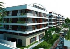 Новый элитный комплекс в Анталии в районе Коньяалты! Квартиры и Дуплексы в Анталии - 5