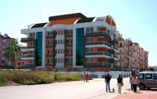Новые квартиры на продажу в Анталии р-н Коньяалты недалеко от моря
