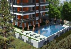 Новые квартиры на продажу в Анталии р-н Коньяалты недалеко от моря - 3