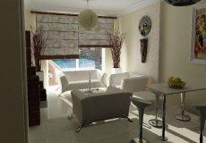 Новые квартиры на продажу в Анталии р-н Коньяалты недалеко от моря - 5