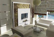 Новые квартиры на продажу в Анталии р-н Коньяалты недалеко от моря - 6