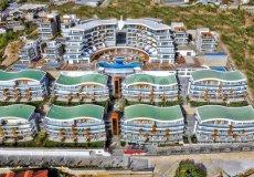 Элитная недвижимость в Турции с видом на море, гарантия аренды и получения гражданства  - 66