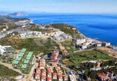 Элитная недвижимость в Турции с видом на море, гарантия аренды и получения гражданства  - 69