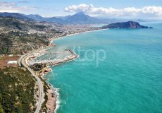Элитная недвижимость в Турции с видом на море, гарантия аренды и получения гражданства  - 72