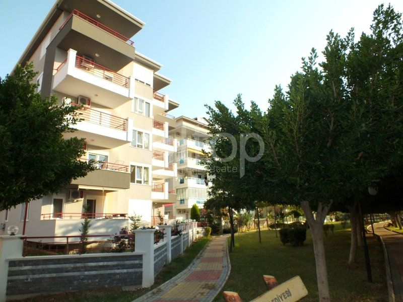 nice holiday apartments near oba river new complex in alanya