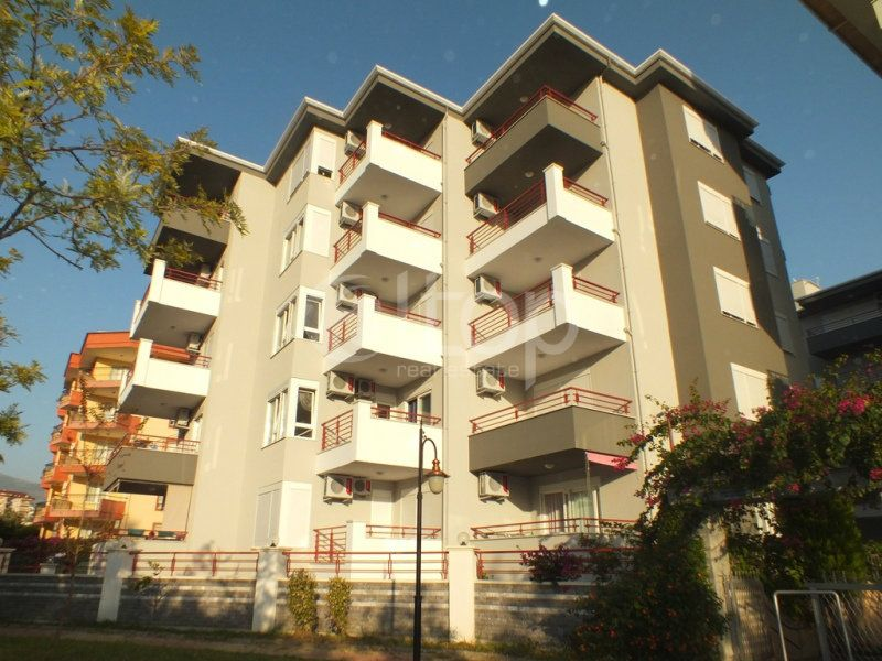 Nice Apartment Complex nice holiday apartments near oba river. new complex in alanya.