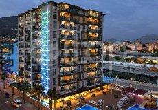 Новый современный жилой комплекс в самом центре города Аланья  - 2