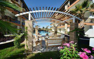 Новый недорогой комплекс в курортном районе Авсаллар, Аланья. 250 м до пляжа!