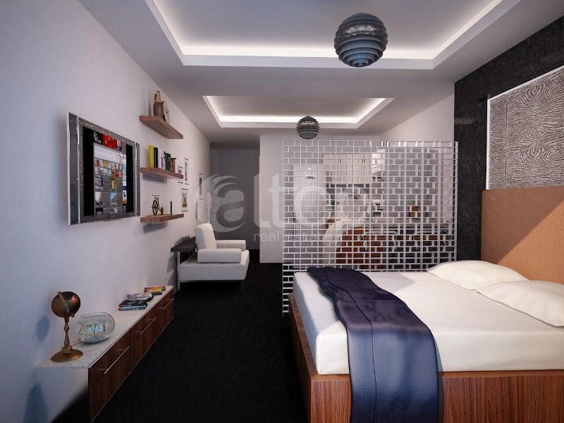 Однокомнатная квартира в турции цена
