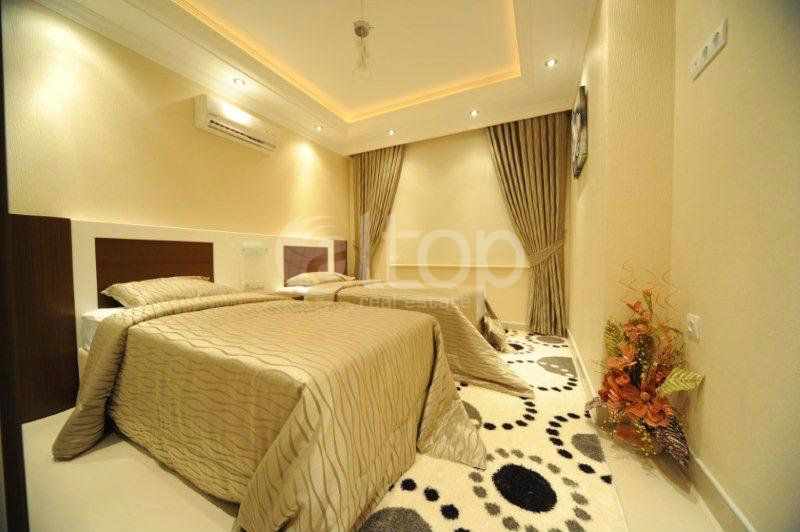luxury apartments for sale in a residential complex