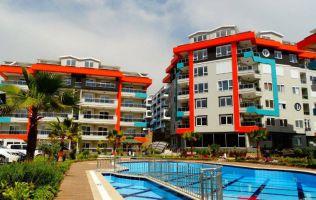 Элитная резиденция в Кестеле, квартиры с видом на море, Аланья