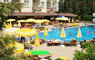 4* отель на продажу в Алании возле моря