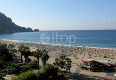 Отель на продажу в Алании на берегу моря, с выходом на песчаный пляж Клеопатра - 5