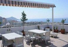 Уютные квартиры в Алании по доступной цене в 200 метрах от пляжа - 1