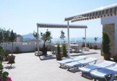 Уютные квартиры в Алании по доступной цене в 200 метрах от пляжа - 9