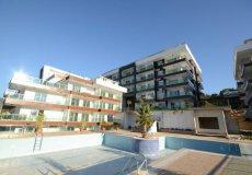Квартиры на продажу в современном комплексе в Алании возле реки Dimçay, Кестель - 10