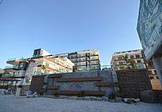 Квартиры на продажу в современном комплексе в Алании возле реки Dimçay, Кестель - 12