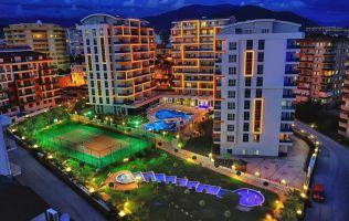 Роскошные квартиры в Аланье с беспроцентной рассрочкой до 36 месяцев