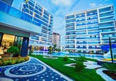Квартиры в роскошном жилом комплексе в Алании, Тосмур - 2