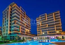 Квартиры в роскошном жилом комплексе в Алании, Тосмур - 6