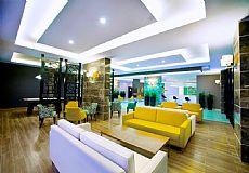 Роскошные квартиры в Аланье с беспроцентной рассрочкой до 36 месяцев - 11