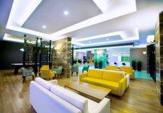 Квартиры в роскошном жилом комплексе в Алании, Тосмур - 12