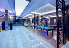 Квартиры в роскошном жилом комплексе в Алании, Тосмур - 16