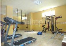 Роскошная квартира с полным комплектом мебели и бытовой техники, Махмутлар, Аланья - 9