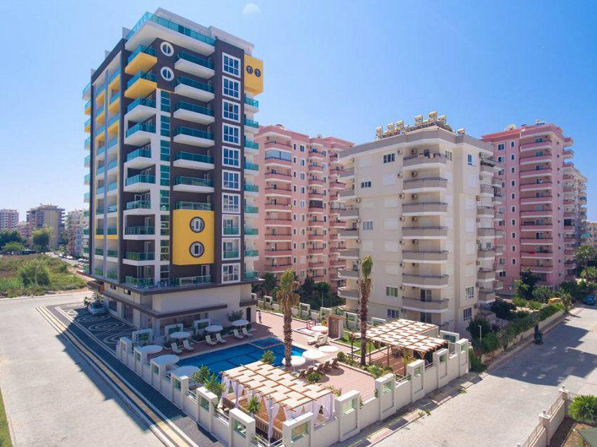 Квартиры в 200 м от пляжа с беспроцентной рассрочка платежа на 2 года!