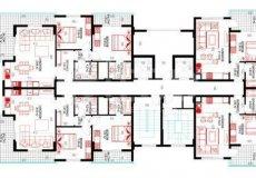 Элитные квартиры в Алании в новом жилом комплексе, Махмутлар - 2