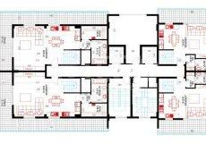 Элитные квартиры в Алании в новом жилом комплексе, Махмутлар - 4