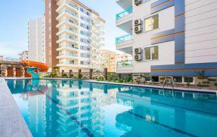 Элитные квартиры в Алании в новом жилом комплексе, Махмутлар