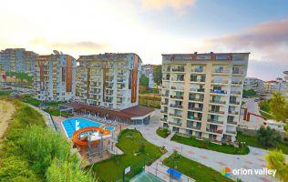 Современный жилой комплекс Долина Орион, Авсаллар, Аланья