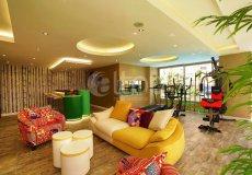 Современные квартиры в Аланье р.Махмутлар в новом жилом комплексе класса Люкс - 19