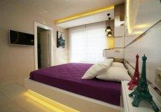 Современные квартиры в Аланье р.Махмутлар в новом жилом комплексе класса Люкс - 40
