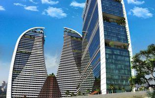 Роскошный элитный комплекс, большой выбор квартир, рассрочка на 3 года, Бейликдюзю, Стамбул