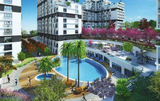 Выгодные инвестиции в Турции, квартиры и домашние офисы в новом комплексе, Эсенюрт, Стамбул