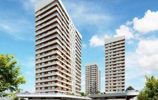 Инвестиционный проект в центре города, с рассрочкой на 2 года, Багджилар, Стамбул