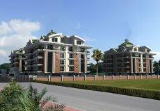 Новый комплекс в тихом районе Хурма, Анталия - 8