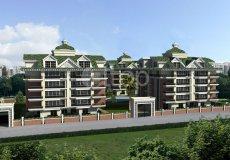 Новый комплекс в тихом районе Хурма, Анталия - 9