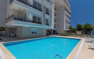 Недорогая качественная недвижимость в Анталье, новый комплекс, район Лиман