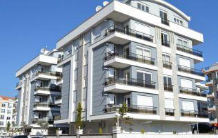 Новые квартиры с 2 спальнями в престижном районе Хурма, недвижимость в Анталье